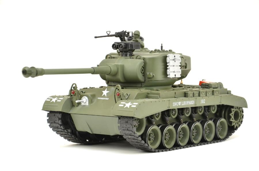 rc panzer rc panzer snow leopard 1 20 mit schuss und sound b3 rc panzer depot. Black Bedroom Furniture Sets. Home Design Ideas
