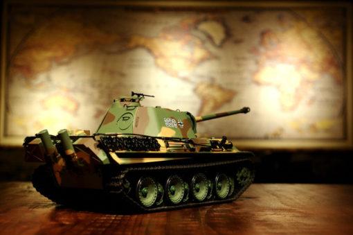 ferngesteuerter panzer von heng long panther g 3