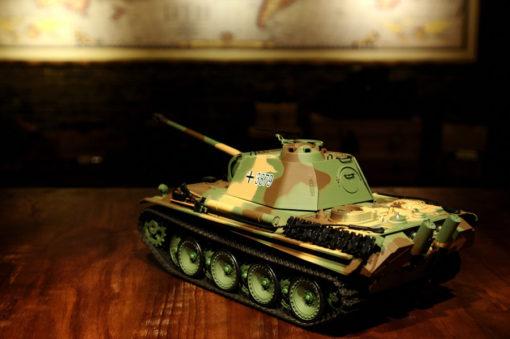 ferngesteuerter panzer von heng long panther g 6