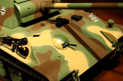 ferngesteuerter panzer von heng long panther g 8
