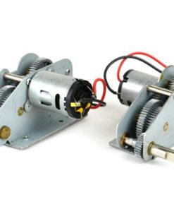 metallgetriebe alu zink henglong medium low position 48mm 1