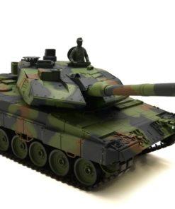 rc deutscher panzer 1 16 tank german leopard 2a6 rauch 2 4ghz 2 1 1