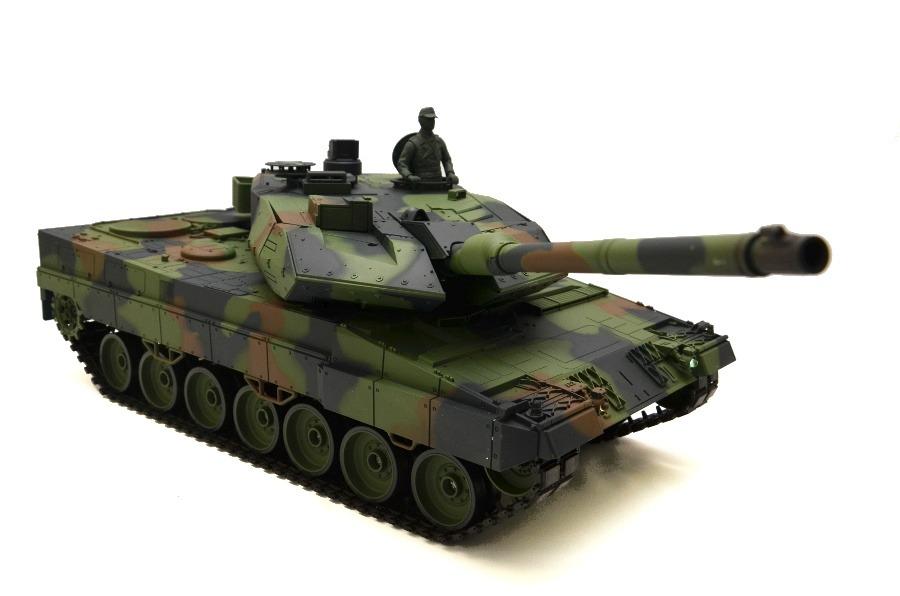 rc panzer rc panzer leopard 2a6 mit metallgetriebe rc panzer depot. Black Bedroom Furniture Sets. Home Design Ideas