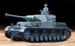rc deutscher panzer kampfwagen iv 1 16 tank rauch 2 4ghz 3859 1