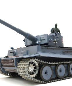 rc panzer germany tiger i pro 24g rauch sound metallkette metallgetriebe 1