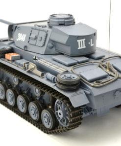 rc panzer heng long kampfwagen 3 rauch sound 24ghz 2
