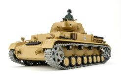 rc panzer henglong kampfwagen 4 metallgetriebe metallkette 1