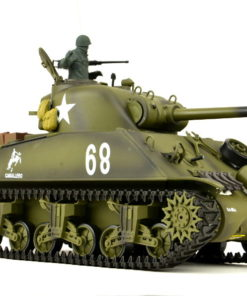 rc panzer henglong sherman 2 1