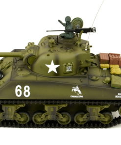 rc panzer henglong sherman 4 1