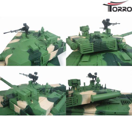 rc panzer shop 1 16 chinesischer kampfpanzer ZTZ 99 MTB 10