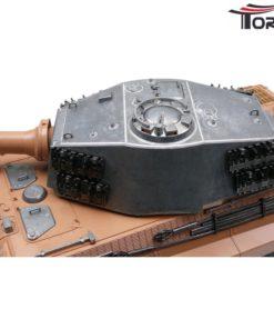 rc panzer shop 1 16 koenigstiger metall profi edition unlackiert 2
