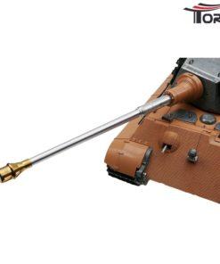 rc panzer shop 1 16 koenigstiger metall profi edition unlackiert 3
