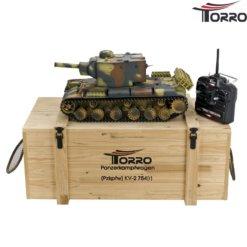 rc panzer shop 1 16 russischer kv 2 sommertarn metall 1