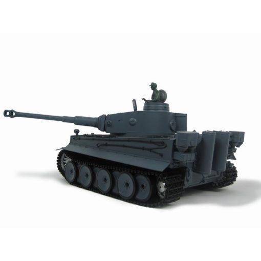 rc panzer tiger 1 grau metallgetriebe rc panzer depot 6