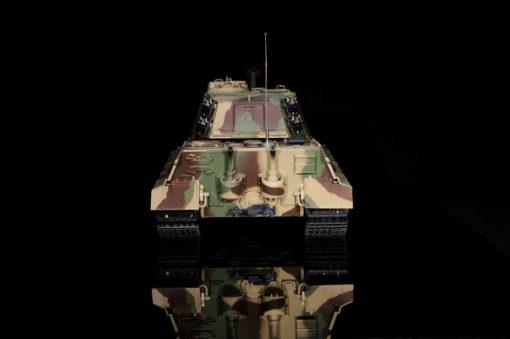 rc ferngesteuerter panzer koenigstiger henschelturm hl 8
