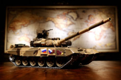 rc panzer heng long t90 russich pro metallketten 1