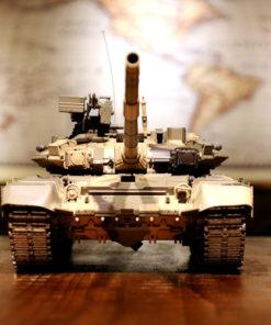 rc panzer heng long t90 russich pro metallketten 2