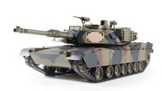 RC Panzer M1A2 Abrams