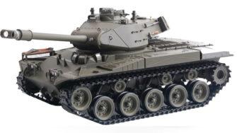 RC Panzer M41 Walker Bulldog