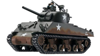 RC Panzer M4 Sherman