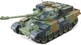 RC Panzer M60