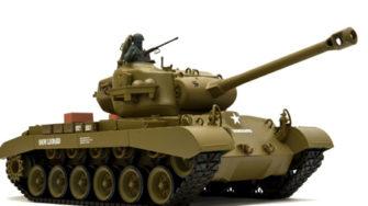 RC Panzer M26 Pershing
