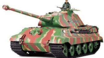 RC Panzer Königstiger