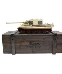rc jagdtiger profi edition ir desert rc panzer depot 1