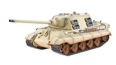 rc jagdtiger profi edition ir desert rc panzer depot 2