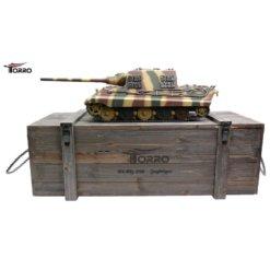 rc jagdtiger profi edition ir rc panzer depot 1