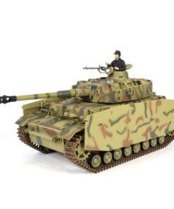 rc panzer panzerkampfwagen 4 infrarot schussfunktion 1