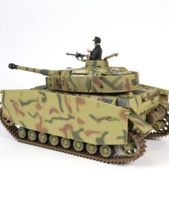 rc panzer panzerkampfwagen 4 infrarot schussfunktion 2