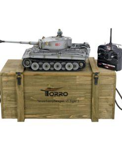 rc panzer tiger 1 fruehe ausfuehrung metall ir rc panzer depot 1