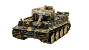 rc panzer tiger 1 fruehe version sommertarn ir rc panzer depot 1