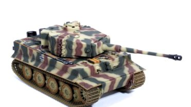 rc panzer tiger 1 spaete ausfuehrung sommertarn ir rc panzer depot 2