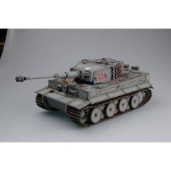 rc panzer tiger 1 wintergrau ir rc panzer depot 1