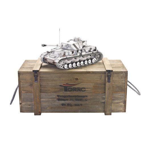 rc panzer 4 winter