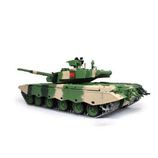 rc panzer chinesischer ztz99 metallgetriebe metallkette 7