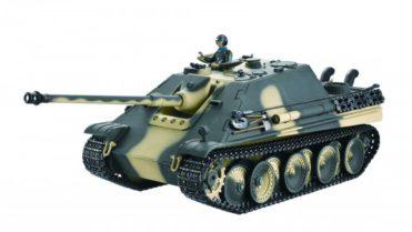 rc panzer jadpanther metallgetriebe metallketten