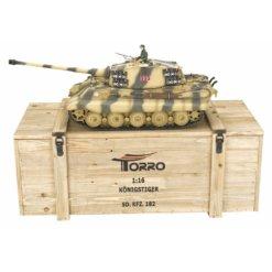 rc panzer koenigstiger ir metall 1