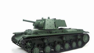 rc panzer kv 1 1