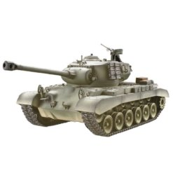 rc panzer m26 pershing snow leopard 1