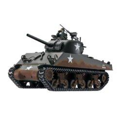 rc panzer m4a1 sherman 1