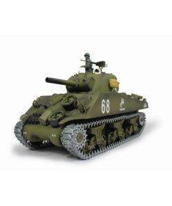 rc panzer m4a3 sherman metallketten 1