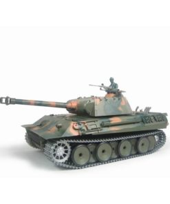rc panzer panther metall