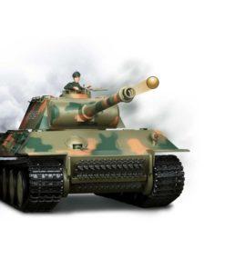 rc panzer panther metallgetriebe 1