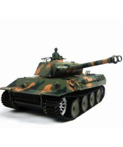 rc panzer panther metallgetriebe 7