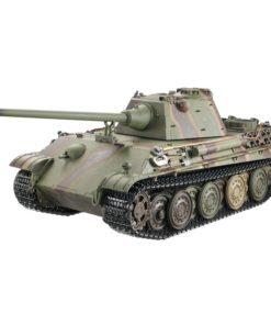 rc panzer panther profi stahlgetriebe 1