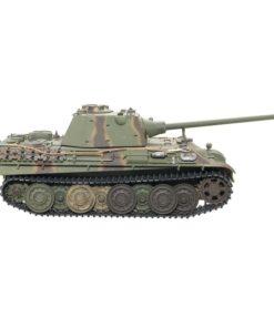 rc panzer panther profi stahlgetriebe 2