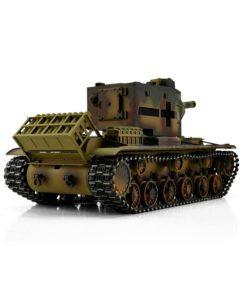 rc panzer russischer kv1 torro pro 2